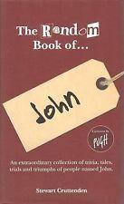 The Random Book of... John by Stewart Cruttenden New Book