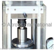 40mm Diameter ID Harden Steel Pellet Press Dry Pressing Die Set Mold
