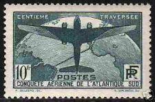 "FRANCE N° 321 ""ATLANTIQUE SUD"" NEUFxx TTB,VALEUR: 800€!"
