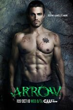 Arrow poster print - Stephen Amell Poster 11 x 17 inches (style c)
