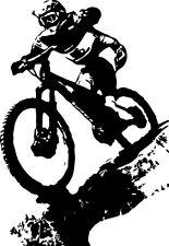 Sticker Sport VTT - 57x83 cm
