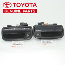 New Front Driver Passenger Exterior Door Handle Pair fit Toyota Tacoma 95-04