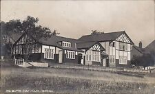 Heswall. The Golf House # 25.