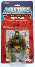 MOTU NEU OVP Moss Man Commemorative He-Man & Masters of the Universe MOSC MOC