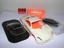 NINCO PRORACE EVO 81868 CARROCERIA COMPLETA LEXUS SC430 KIT WHITE MB