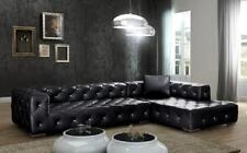 Luxus Ecksofa Couch Wohnlandschaft Sofa Polster Sitz L Form Garnitur Lagerware