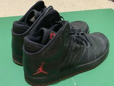 Nike Air Jordans Shoes Size 12 Black With Box
