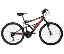 Men's Mountain 26-Inch Bike Bicycle Shimano Full Suspension 21 Speed