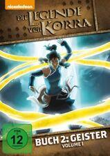 LEGENDE VON KORRA - BUCH 2- GEISTER, VOL.1   DVD NEU