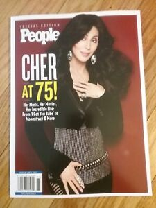people special edition Cher at 75!