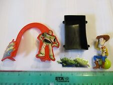 Cake topper Caketopper Toy Story Disney Pixar Woody Buzz Alien dudes backdrop