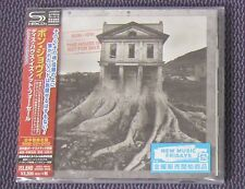 "BON JOVI ""THIS HOUSE IS NOT FOR SALE"" JAPAN SHM-CD +DVD +1 2016 *SEALED*"