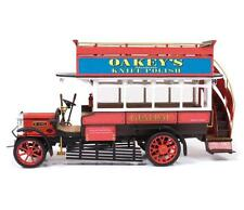 """Elegant, finely detailed model tram kit by OcCre: the """"Dennis Bus"""""""