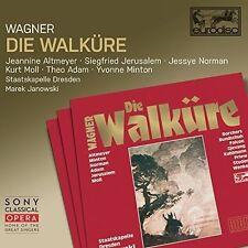 Richard Wagner / Jeannine Altmeyer / Kurt Masur - Wagner: Die Walkure [New CD] B