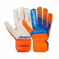 Reusch Fußball Torwarthandschuhe Prisma SD Easy Fit Junior Kinder orange