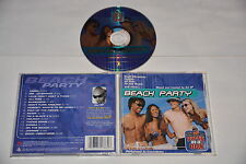 DJ R2 - BEACH PARTY - MUSIC CD RELEASE YEAR:2002