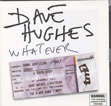 Whatever - Dave Hughes free post