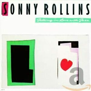 Sonny Rollins-Falling in Love With Jazz [European Import] CD   New