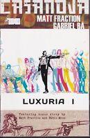 Image Comics Casanova Luxuria Full Set #1 #2 #3 #4 2010 c1.773