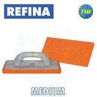 REFINA 11in Medium Plastering Sponge Float - 140mm Plasterers Foam Trowel 261126
