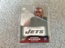 2011 Topps Rising Rookies #199 Muhammad Wilkerson RC Rated Rookie NY Jets