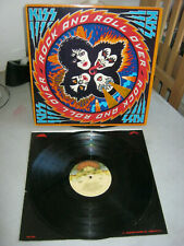 Kiss ~ Rock and Roll Over [Lp] Casablanca Nblp 7037