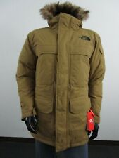 Mens TNF The North Face Mcmurdo III Down Parka Warm Insulated Winter Jacket Khak