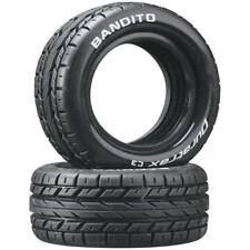 NEW Duratrax Bandito 1/10 Buggy Tire Front 4WD C3 (2) DTXC3973