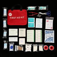 JZ_ 230Pcs Outdoor Medical Bag Sport Survival Travel Emergency First Aid Kit G