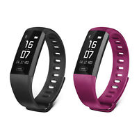 Sports Activity Tracker Heart Rate Fitness Pedometer Bracelet Smart Watch