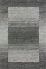 Alfombras de color principal gris 100% lana para pasillos