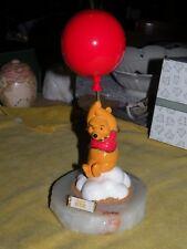 Ron Lee Winnie the Pooh with Balloon Disney Sculpture 1997