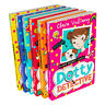 Dotty Detective 6 Books Collection Set by Clara Vulliamy - Midnight Mystery NEW