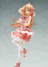 Sword Art Online SAO II Japan Anime Game Comic Asuna Figure Idol Ver Aincrad 1/8