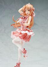 Sword Art Online SAO II Japan Anime Game Comic Asuna Figure Idol Ver Aincrad 1/8