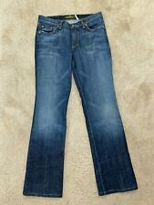 David Kahn Lauren Boot Denim women jeans size 6