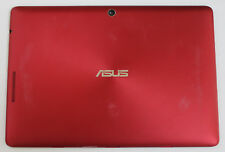 "OEM ASUS TF300 EEE PAD TRANSFORMER 10.1"" RED BACK COVER HOUSING DOOR LENS~FAIR"