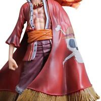 One_Piece_Heroes Monkey•D•Luffy 18cm PVC Action Art Hot Anime Figure With Box A2