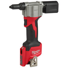 Milwaukee Cordless Rivet Tool 12-V Lithium-Ion Stainless Steel Tool-Only