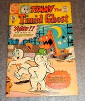 Timmy The Timid Ghost comic book 1969