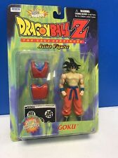 Irwin Toys Dragonball Z Series 1 Goku & Snap On Accessories Action Figure NOC