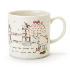 Hello Kitty Sanrio [New] Mug Cup (London Umbrella) Kawai Japan Free Shipping