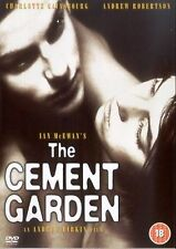 The Cement Garden - 2004 Charlotte Gainsbourg,Sinead Cusack,Hanns New UK R2 DVD