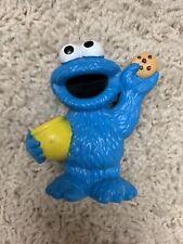 Sesame Street Toy Figure Cookie Monster  Hasbro 2010s