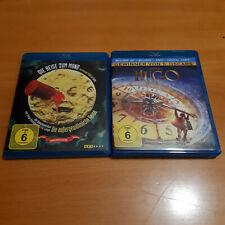 Die Reise zum Mond (OmU) + Hugo Cabret (3D) - Blu-ray 1+2BD+DVD - 1902+2011/2012