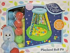 In the Night Garden  Bällchenbad mit 20 Bällen  Playland Ball Pit