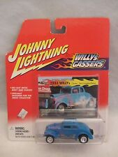 Johnny Lightning  Willys Gassers - Terry Langdon-Davies  NOC 1:64 Scale  (1115)