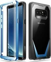 Galaxy Note 8 Case,Poetic Hybrid Armor Shockproof Bumper Protective Cover
