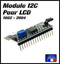 5147# Module I2C pour LCD 1602 et 2004 **** arduino LCD module