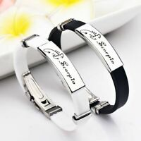Zodiac Sign Bracelet Charm Leo Scorpio For Men Women Kids Vintage Wristband